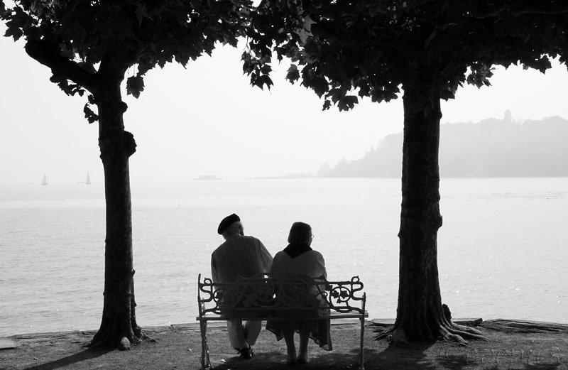 Zusammen im Alter