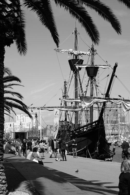 Piraten in Barcelona