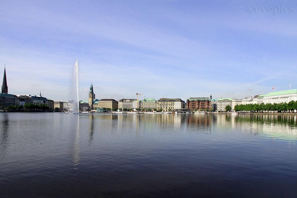 Hamburg Binnenalster II